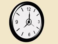 obj clock