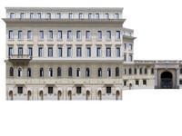 Elaborate Europe Building