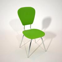 3d model chair maxwell