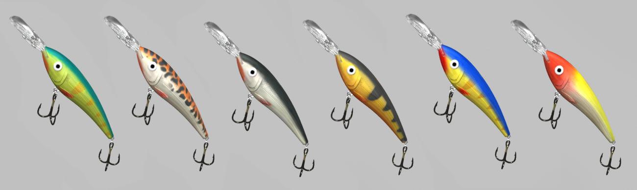 3ds max vobbler fishing