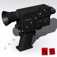 8mm film camera 3ds