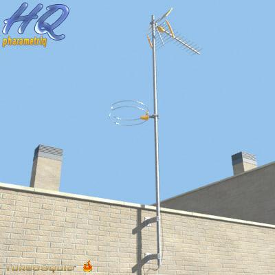 3d antenna 00