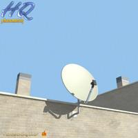 antenna 04 obj