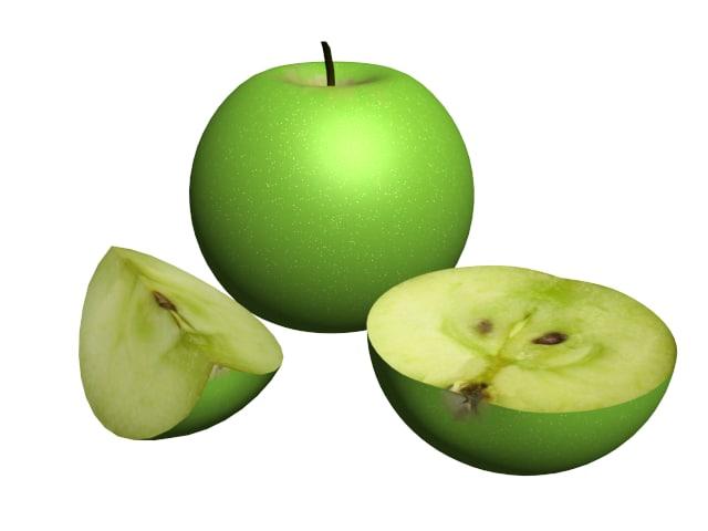 fruit apple x free