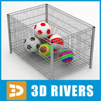basket balls 3d 3ds