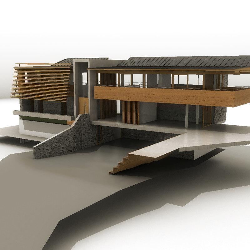 house32 obj