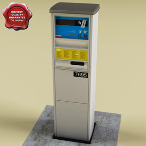parking meter max