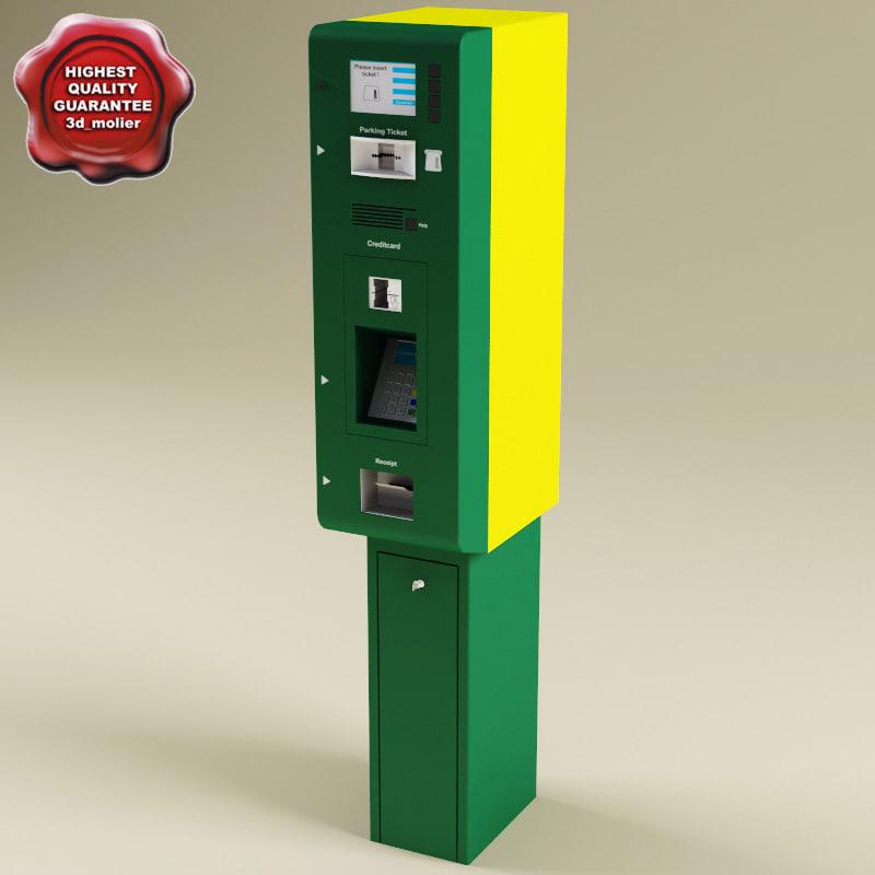 parking meter v2 max