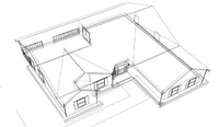3d max fully house