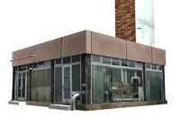 3d model of boiler room