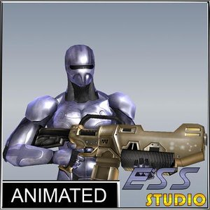 3d max ready android animation