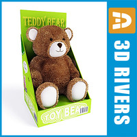 Bear in box by 3DRivers