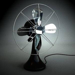 fan 3d 3ds