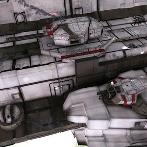 free military carrier excelsius 3d model