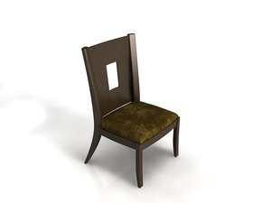 max klaussner dining chair room furniture