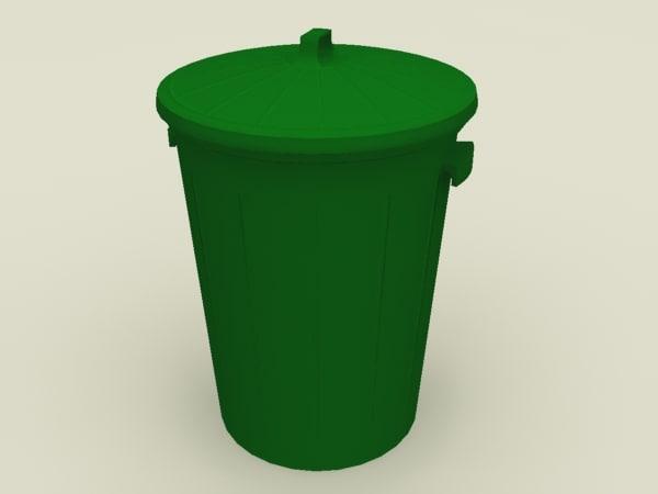 maya plastic garbage