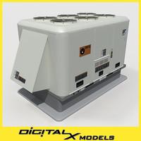 rooftop HVAC cooler 2