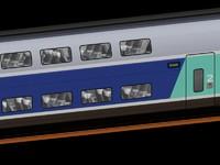TGV-DUPLEX car 7