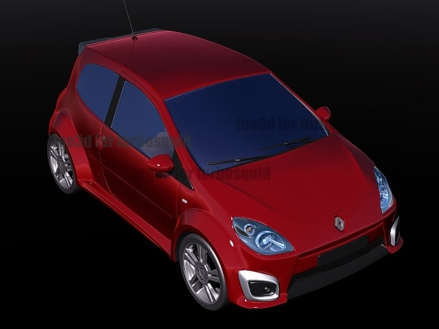 renault twingo rs max