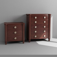 3ds max bedside cabinet