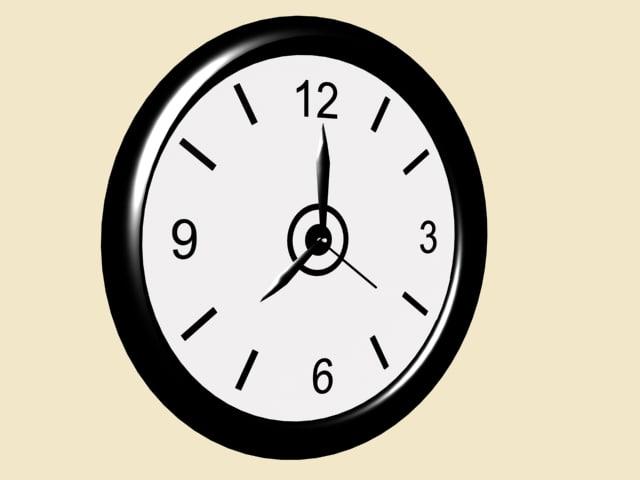 clock 3ds