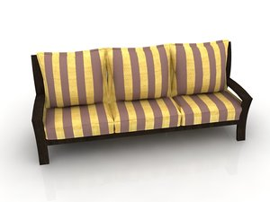 3d atlantis sofa set 3