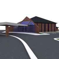 church building max