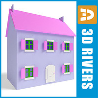 Doll house by 3DRivers