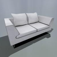 max dwell sofa