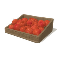 Redapples basket