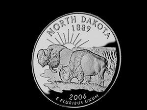 3d north dakota model