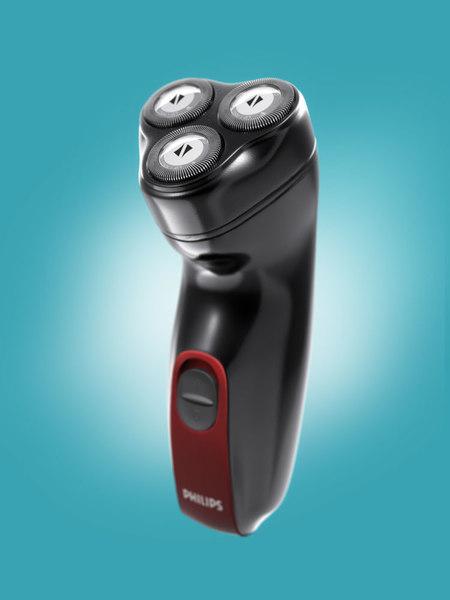 electric razor 3d model