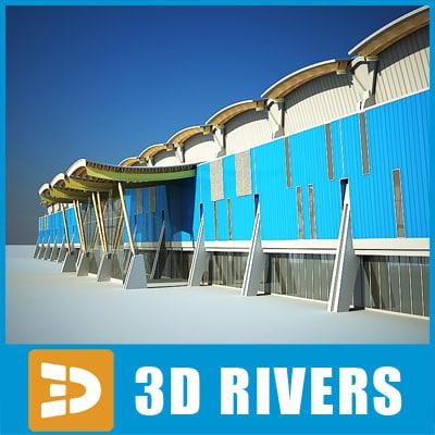richmond oval venues 3ds