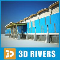 richmond oval venues 3ds