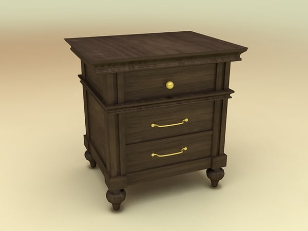 3d klaussner drawer furniture ashton model