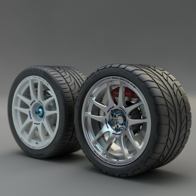 wheel emotion 3d max