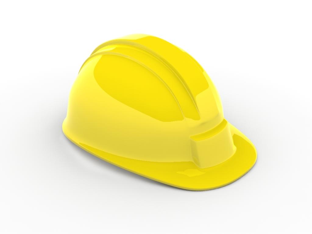 3d model helmet security