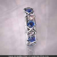 platinum ring Tiffany&Co imitation