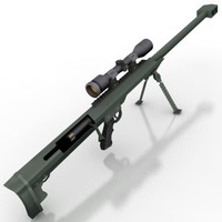 3d max gun