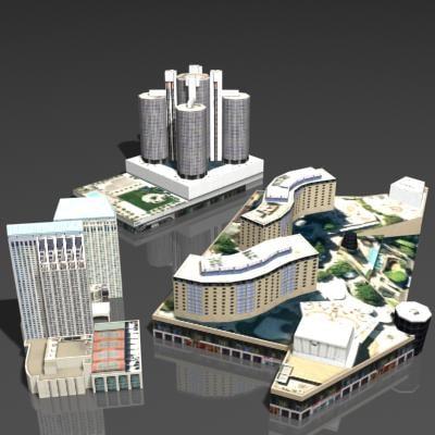 3d max hotel
