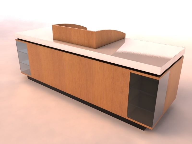 desk stores customer max