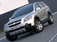 Chevrolet Captiva (2007)