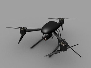 draganfly x6 3d ma