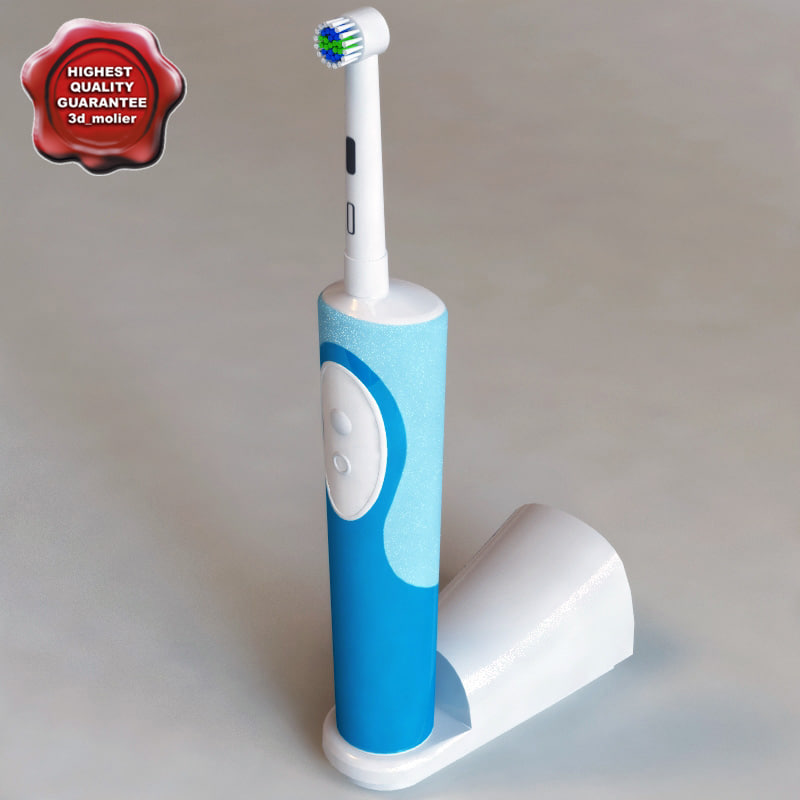 3d electric tooth brush