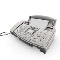 max fax machine