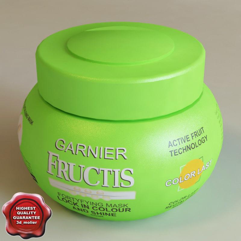 garnier fructis 3d max