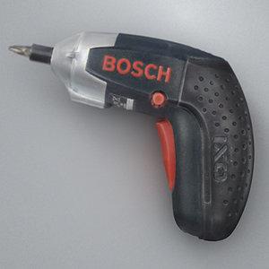 cordless screwdriver ixo 3d model