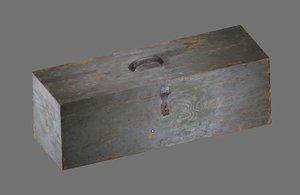 3ds max box ammo stuff