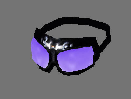 free 3ds model red baron goggles