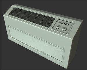 maya wall air conditioner unit